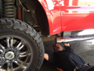 Is it time for your car's wheel alignment or tire rotation?